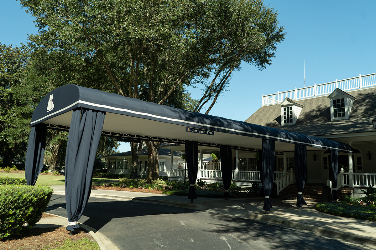 commercial awnings hilton head sc