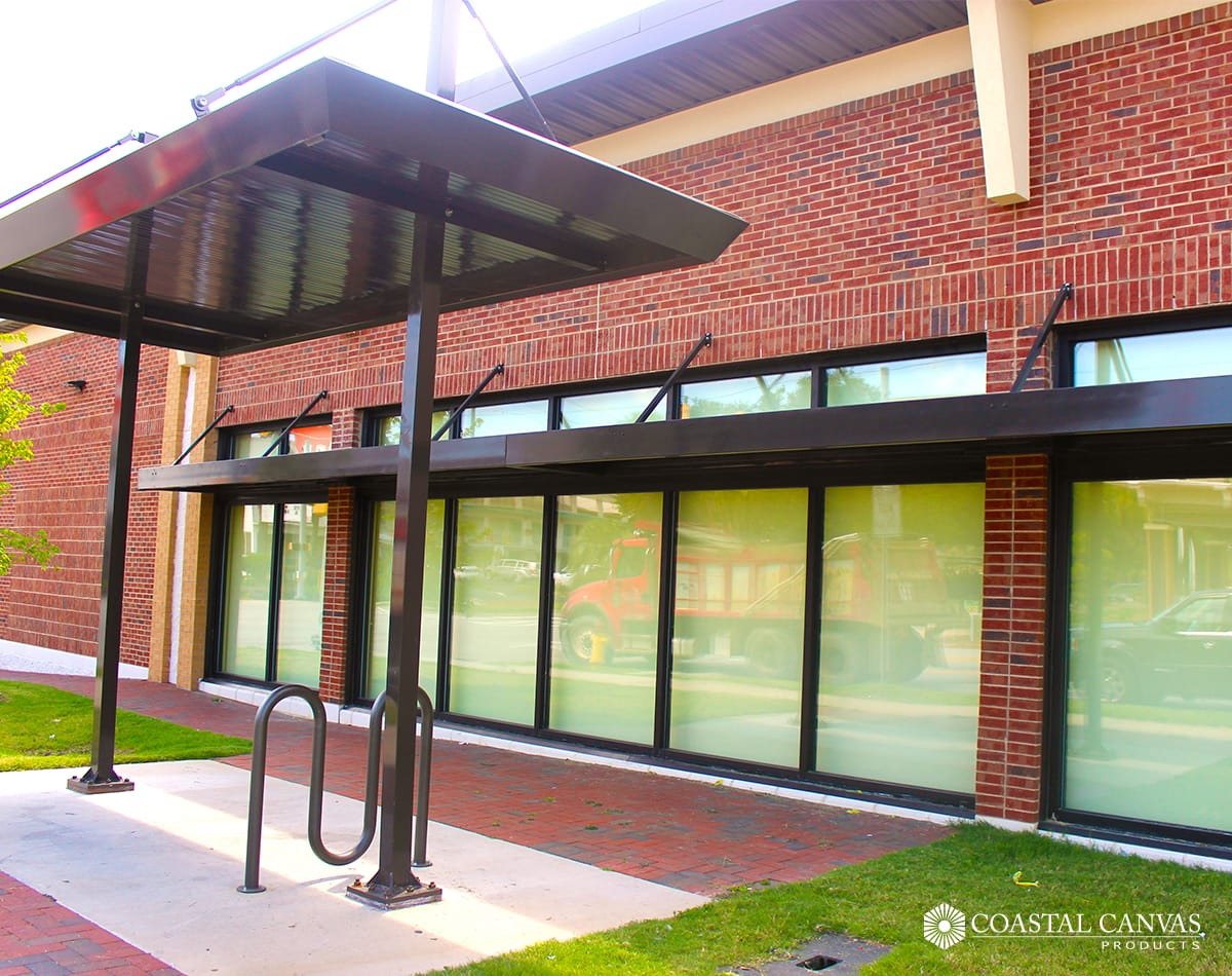 residential pooler metal canopies