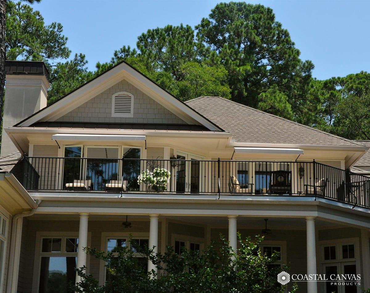 Patio Awnings Amp Porch Awnings Savannah Georgia Amp South