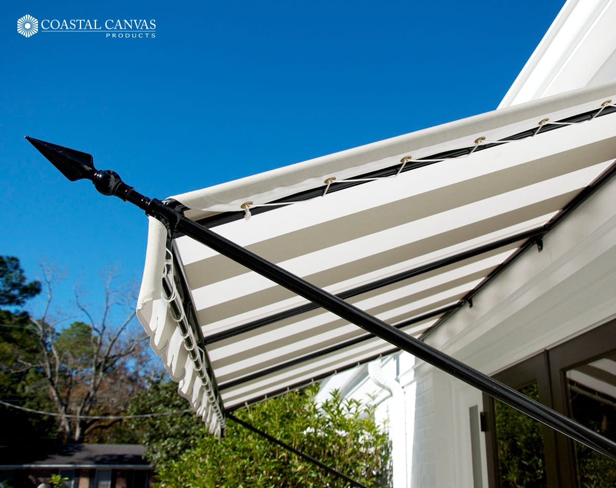 residential awnings savannah