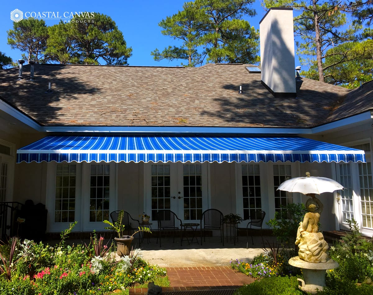 Retractable retractable awnings st simons island