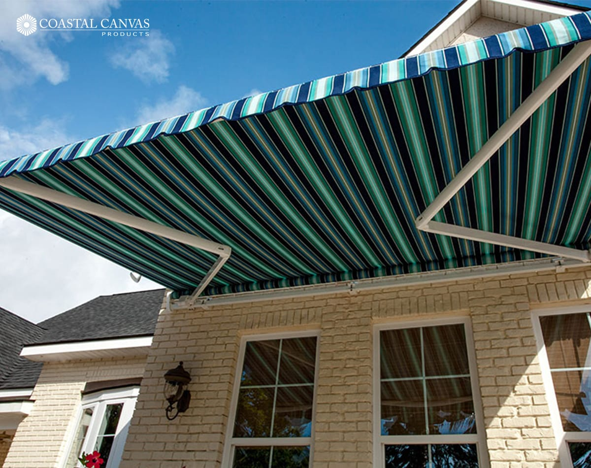retractable awnings savannah