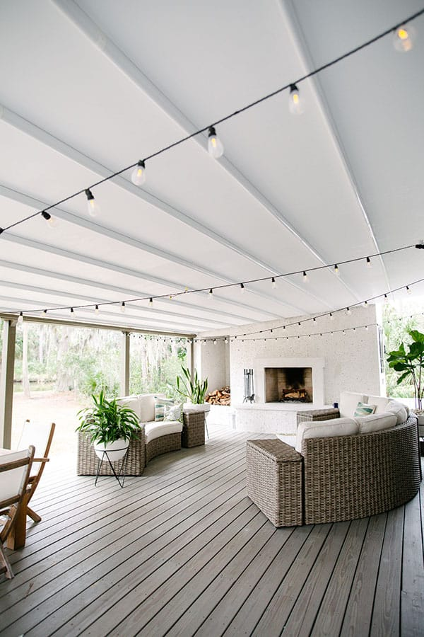retractable roofs blutton residential