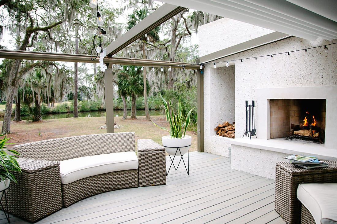 retractable roofs savannah residential