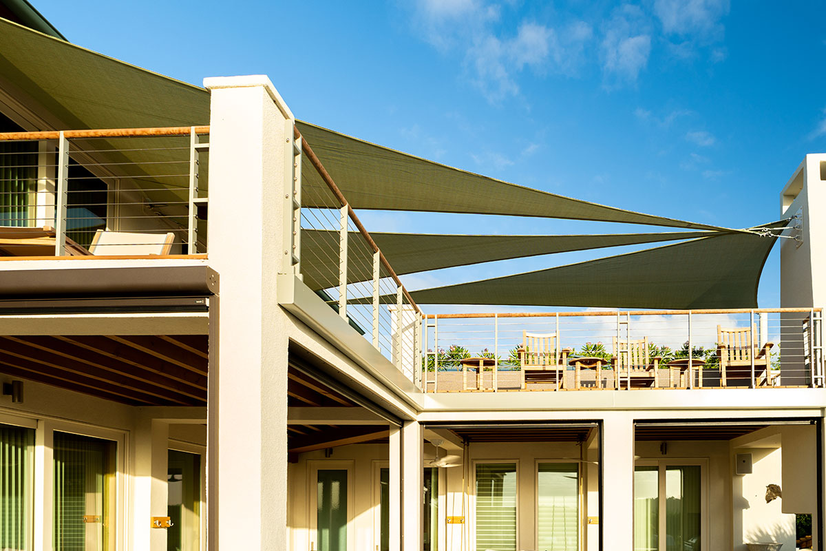 commercial shade sails beaufort