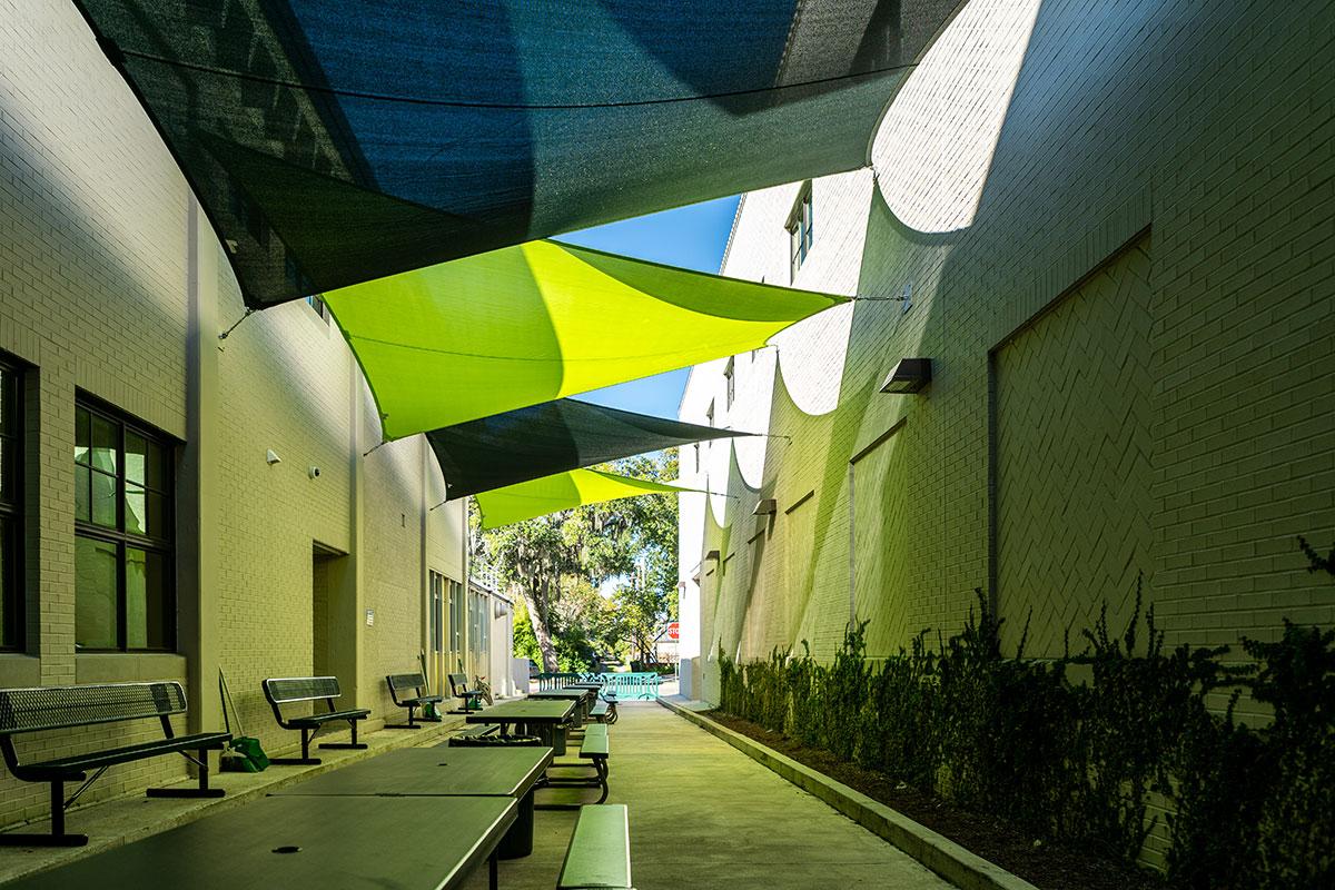 commercial shade sails hilton head