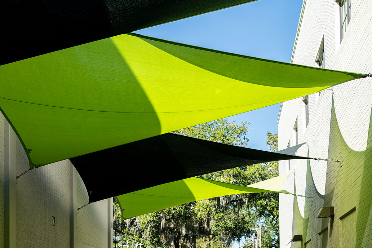 Coastal Canvas Products Shade Sails