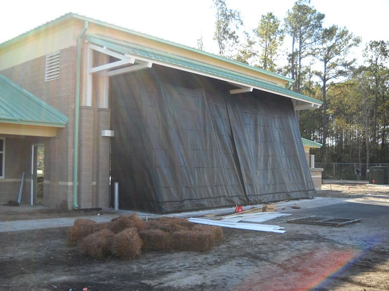hurricane protection savannah ga