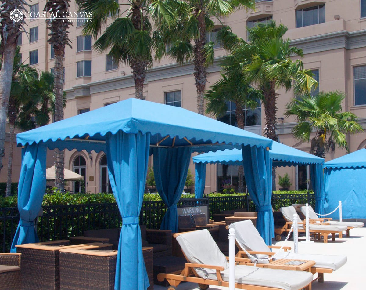 commercial umbrellas cabanas hilton head island