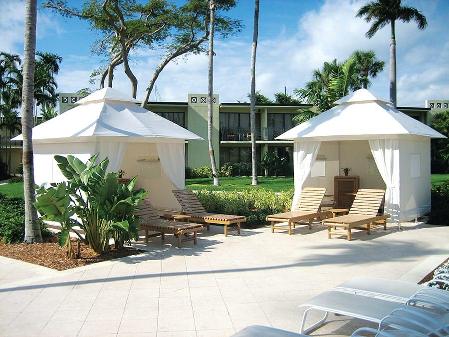 commercial umbrellas cabanas hilton head