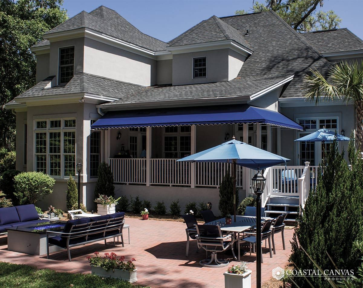 residential awnings saving energy ga