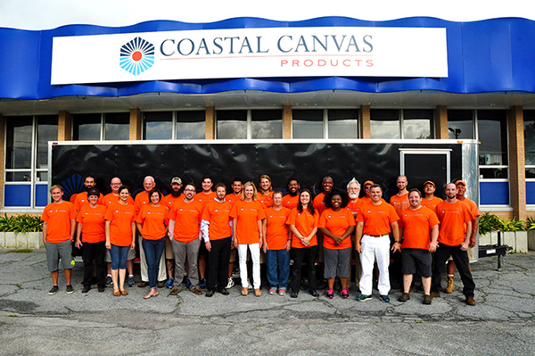coastal canvas team