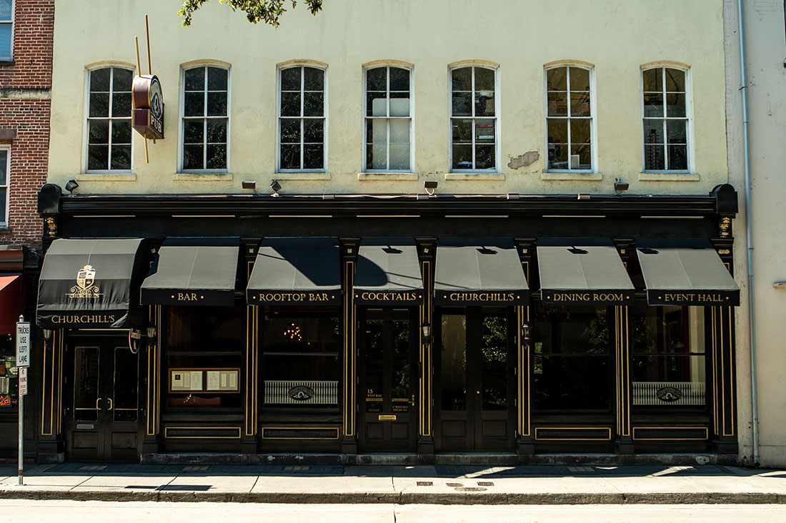 restaurant awnings